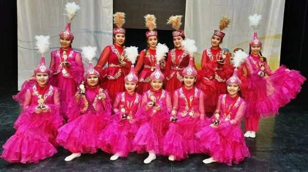 В Самаре пройдет праздник казахского танца