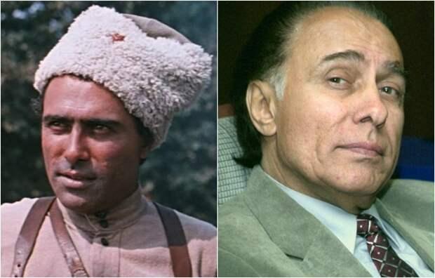 Знаменитый актер, роли которого уже давно считаются классикой советского искусства, в его карьере были как кинематографические так и театральные работы.