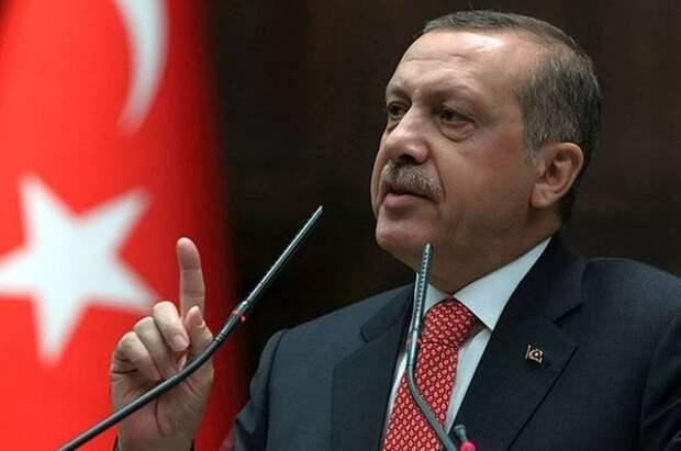 Эрдоган предрек конец Европе