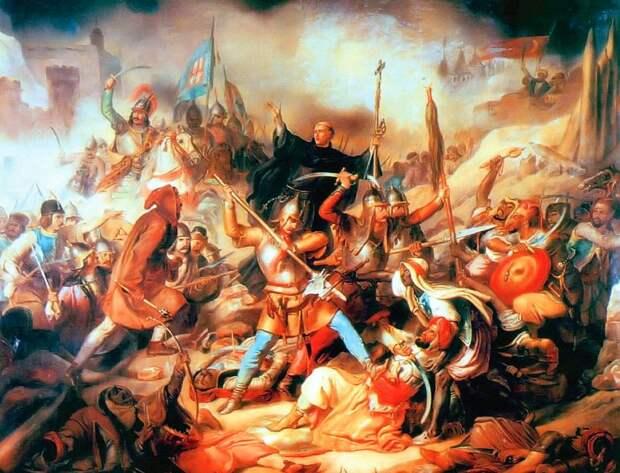 Как султан Мехмед «по шапке получил» [Осада Белграда 1456 года]