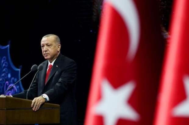 Эрдоган посетит Россию для переговоров с Путиным 29 сентября