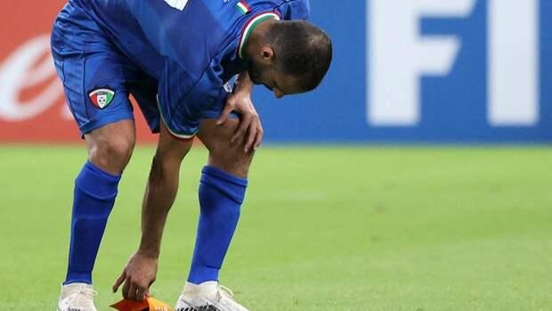 ФИФА тестирует новые изменения вправилах футбола