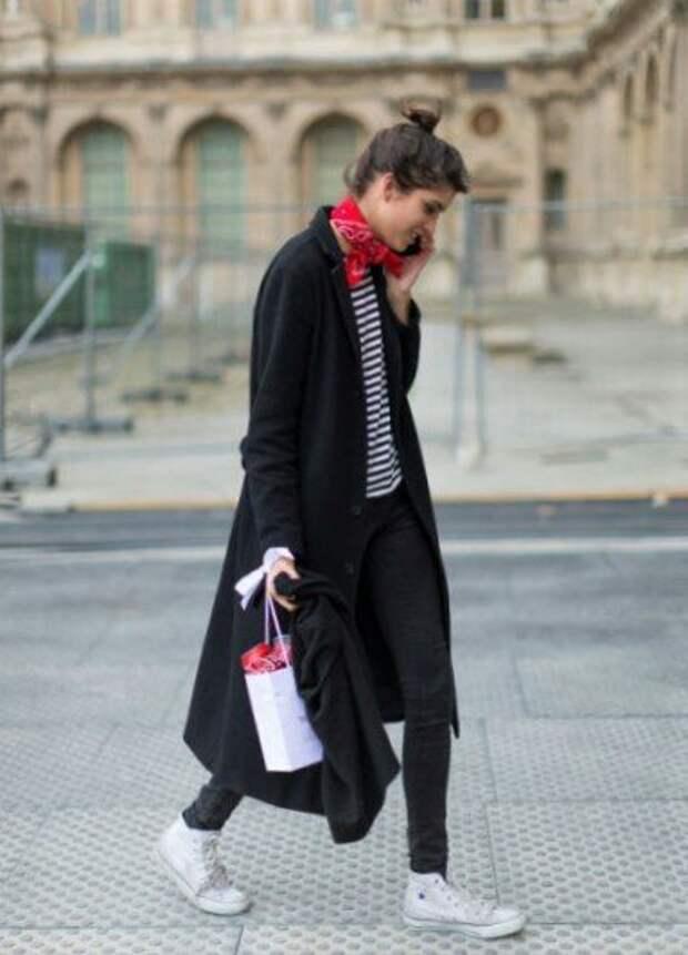 Внесите в свой образ французский шик. Топ-8 вещей из гардероба модных парижанок