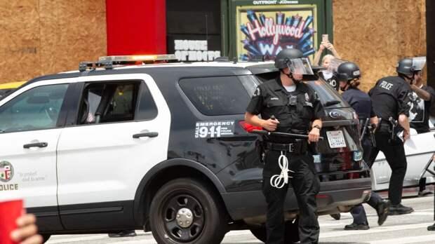 Полиция Луизианы ищет виновника стрельбы с пятью пострадавшими