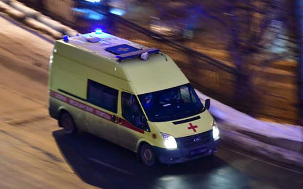 Женщина выжила в аварии, но через несколько минут погибла в ДТП со скорой