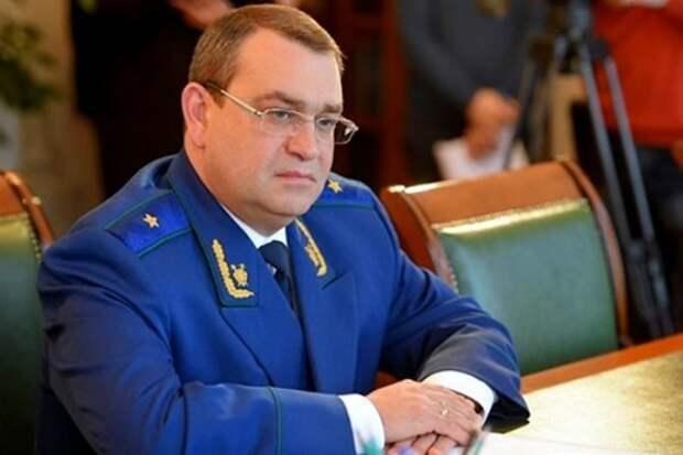 Депутатам представили нового прокурора Севастополя