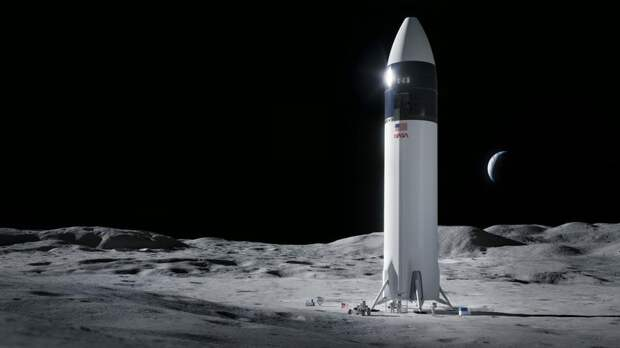 Выкуси, Джефф Безос: NASA выбрало компанию Илона Маска SpaceX для первой высадки женщины на Луну