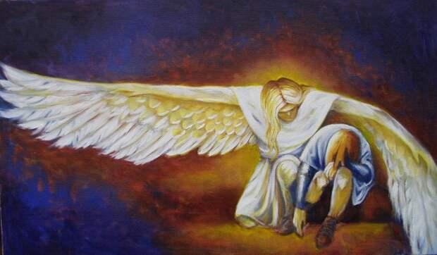 Молитва Ангелу-хранителю — для тех, кто ищет помощи и наставлений