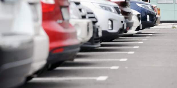 В гостиничном комплексе на Дмитровке больше не нарушают права водителей-инвалидов