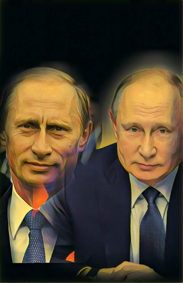 Объясняю для тех, кто считает, что Россией правит двойник Путина
