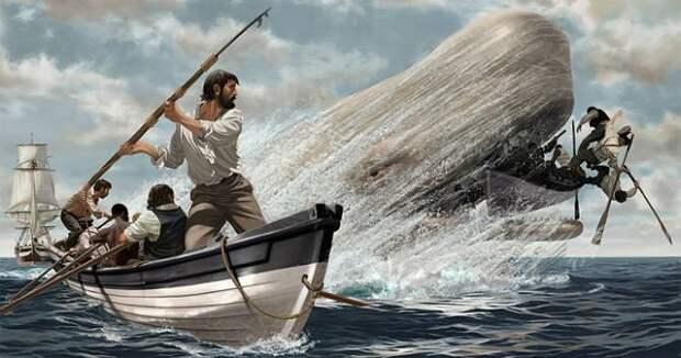Проглоченные китами