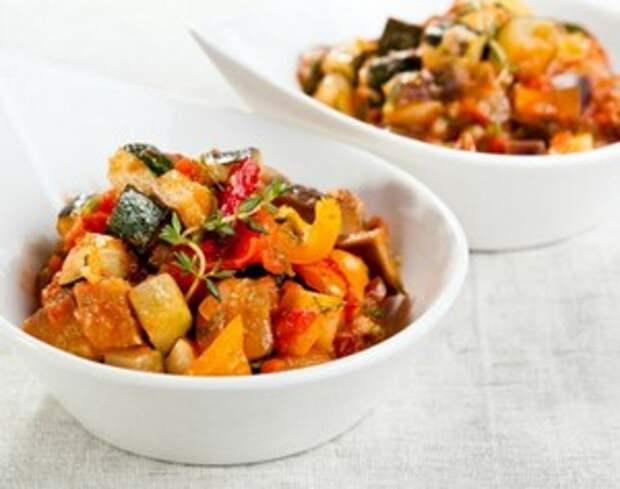 рецепт овощное рагу в духовке