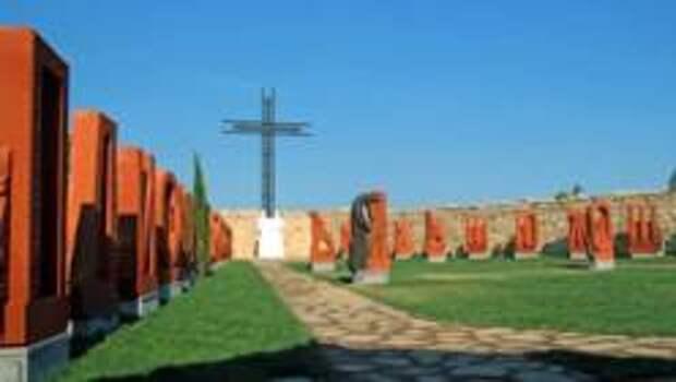 В Болгарии открыли памятники русским классикам