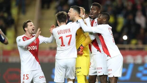 «Монако» не пропускает 8 встречу подряд