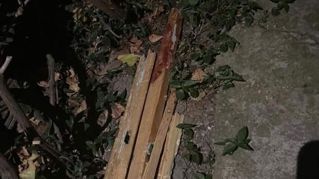 Пьяный ставропольчанин избил палкой досмерти грабителя ипошел спать