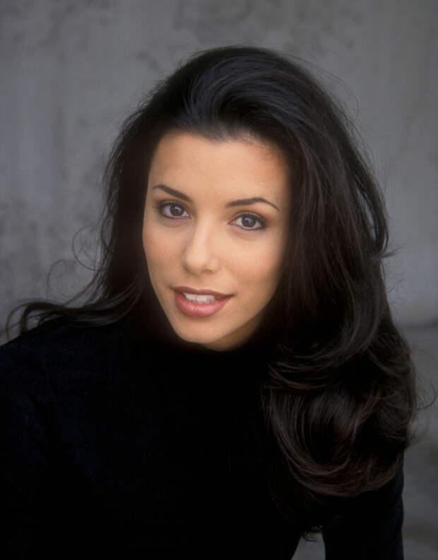 Ева Лонгория (Eva Longoria) в фотосессии Барри Кинга (Barry King) (1998), фото 10