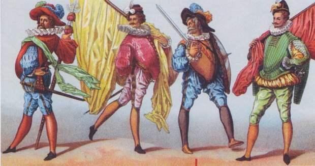 Испанские терции