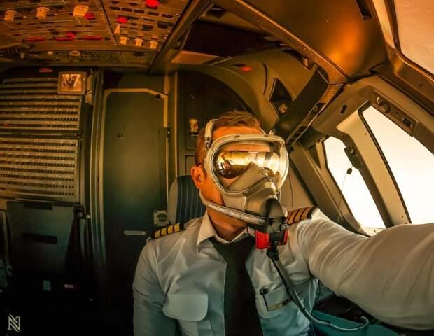 fromcockpit27 25 фотографий, сделанных пилотами из кабин самолетов