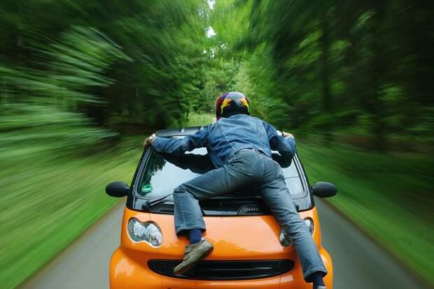 Автоподстава — ДТП, инсценированное ради вымогательства / Фото: pixabay.com