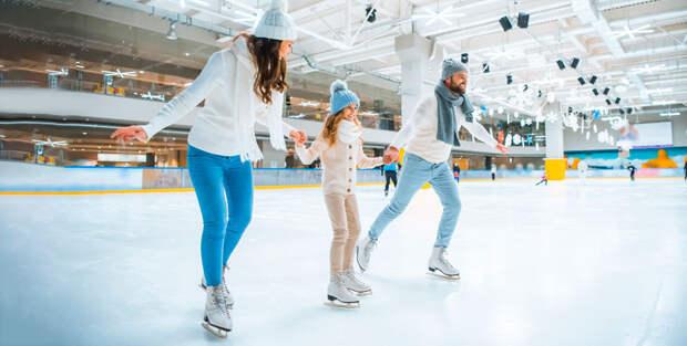 Назван срок ввода в подмосковной Кашире новой ледовой арены
