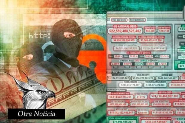 Американское казначейство в панике: хакеры увеличивают госдолг США