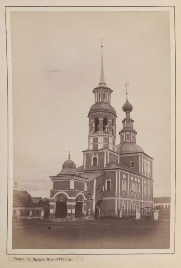 Hramy-goroda-Uglicha-v-starinnyh-foto 8
