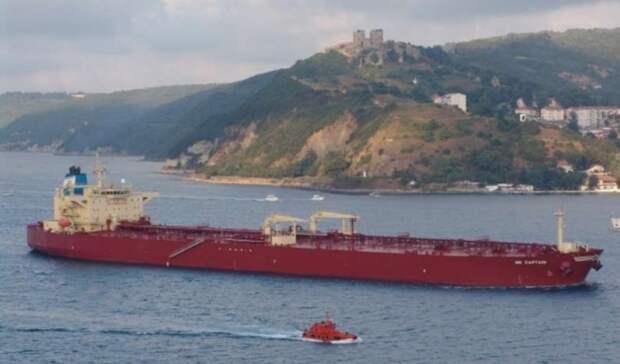 Танкер, доставивший для Белоруссии американскую нефть, ушел обратно сроссийской