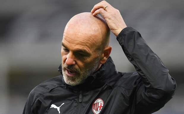 Пиоли: «Парма» нанесла всего два удара по воротам «Милана», но мы сами ошиблись в тех эпизодах»