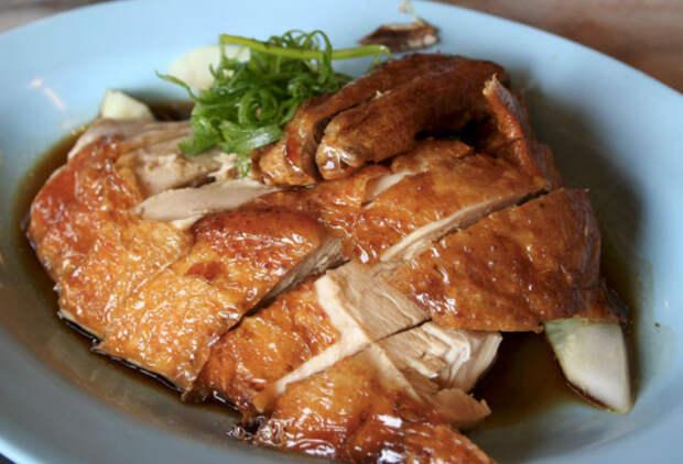 Копченая курица в духовке: кулинарный шедевр