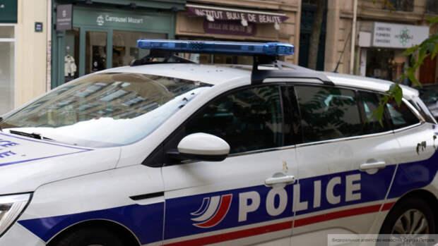 Правоохранители задержали 23 участников протеста в Париже