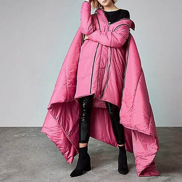 Модное «одеяло» от River Island.