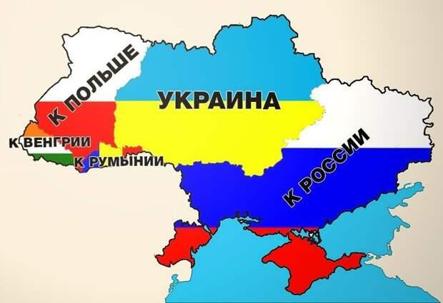 Причём здесь Украина?