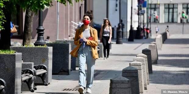 Собянин: соблюдение мер должно помочь не допустить локдауна/Фото: Ю. Иванко mos.ru