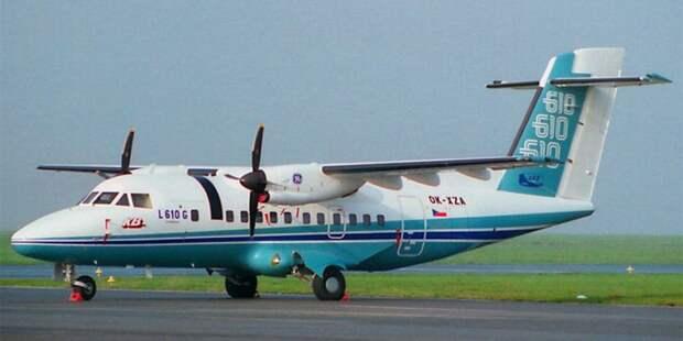 УЗГА начнет производство самолетов L-610 в 2024 году