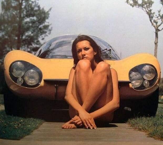 8 сумасшедших фото самых необычных тачек 60-х