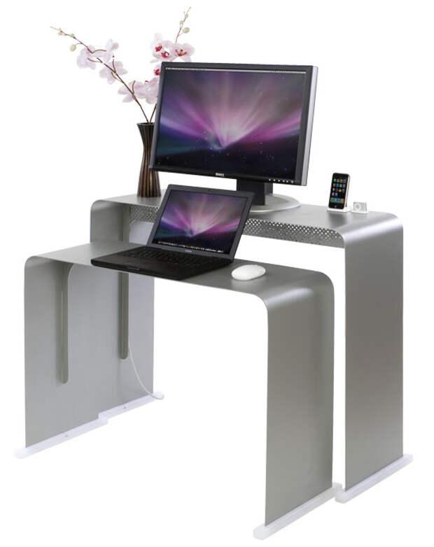 Как грамотно разместить компьютер в интерьере