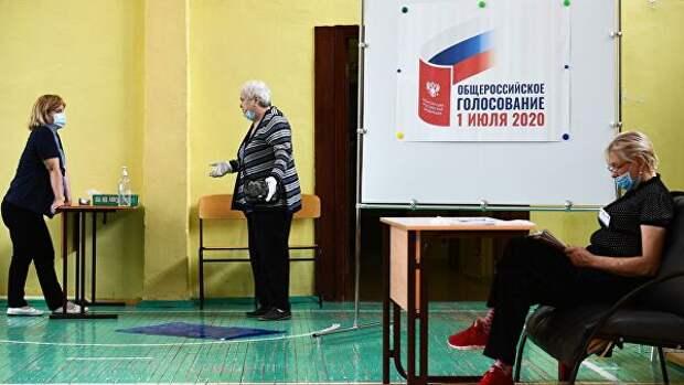 ЦИК получил две жалобы о принуждении к голосованию определенным образом