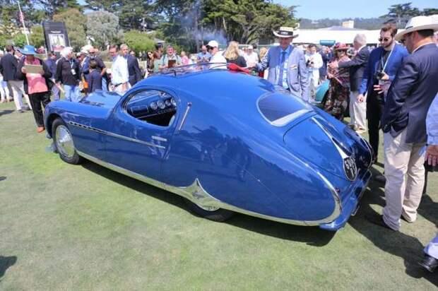 Спортивные машины, такие, как Talbot-Lago T26 Grand Sport, всегда вызывают огромный интерес. | Фото: newatlas.com.