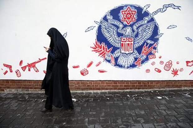 США обвинили Иран в подготовке убийства американского посла