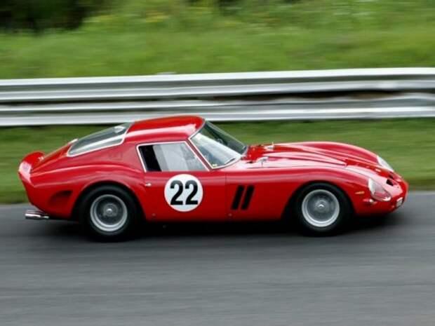 Топ-15: Интересные факты про Ferrari, которые вы могли не знать
