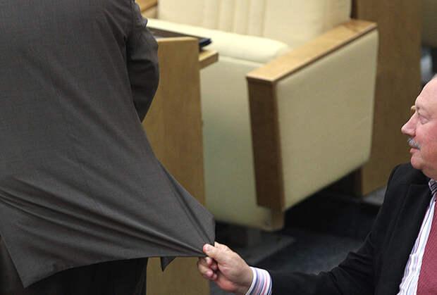 На пленарном заседании Госдумы