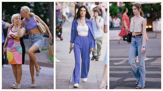 Как одеваются в Москве по сравнению с Нью-Йорком? (ФОТО)