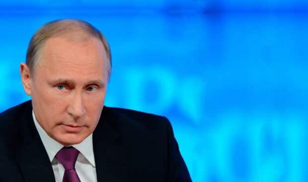 Владимир Путин. Биография