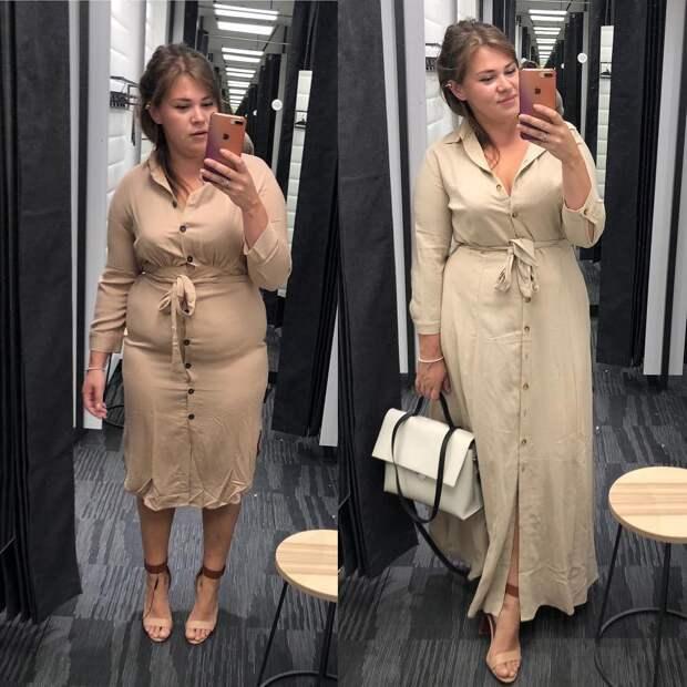 Секреты стройности для дам в теле: Модные образы plussize