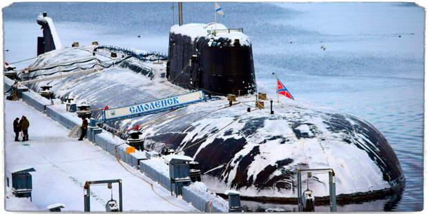 Флот отказался списывать подлодки – «Калибры» получат все атомоходы.