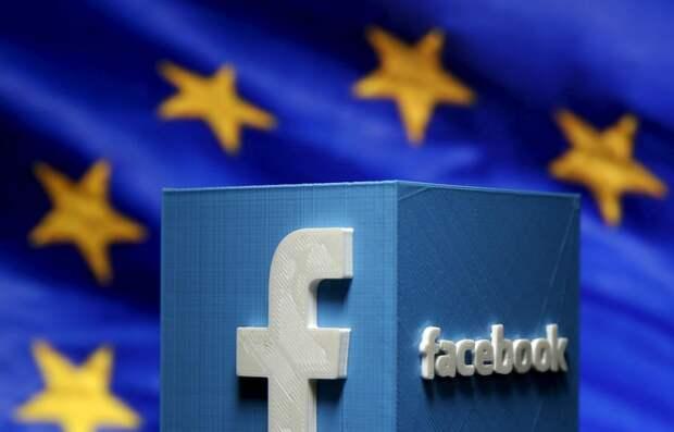 Ирландский регулятор потребовал от Facebook прекратить трансфер данных пользователей ЕС в США