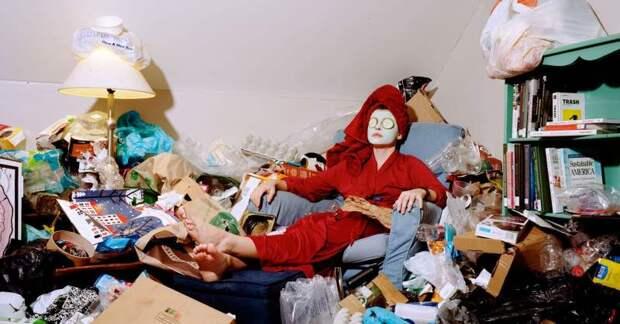 Женщина перестала выполнять домашние дела и вот что из этоговышло