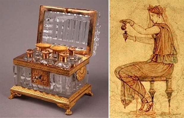 Египетские благовония, «кельнская вода» и другие факты из истории парфюма