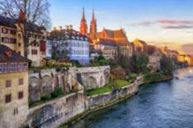 Базель - культурная столица Швейцарии