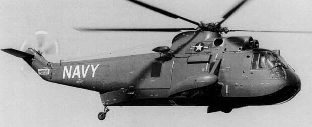 """Картинки по запросу 6 марта 1965. Вертолет Сикорский SH-3A """"Си Кинг"""""""